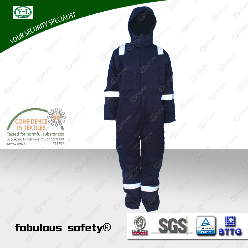 protective work wear from Yulong Textile
