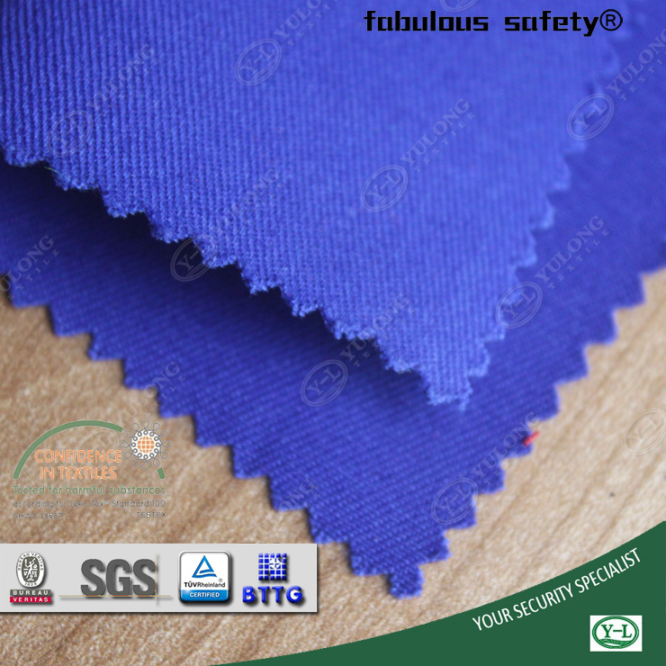 FR fabric from Yulong Textile