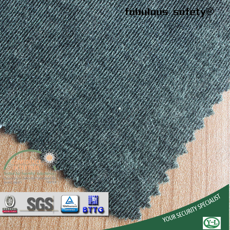 flame retardant knitted fabric from Yulong Textile