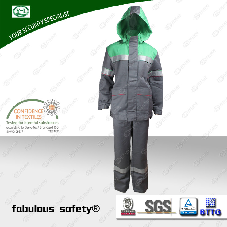 protective garment from Yulong Textile