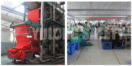 Five Advantages of Fabric/Garment Integration of Yulong Textile