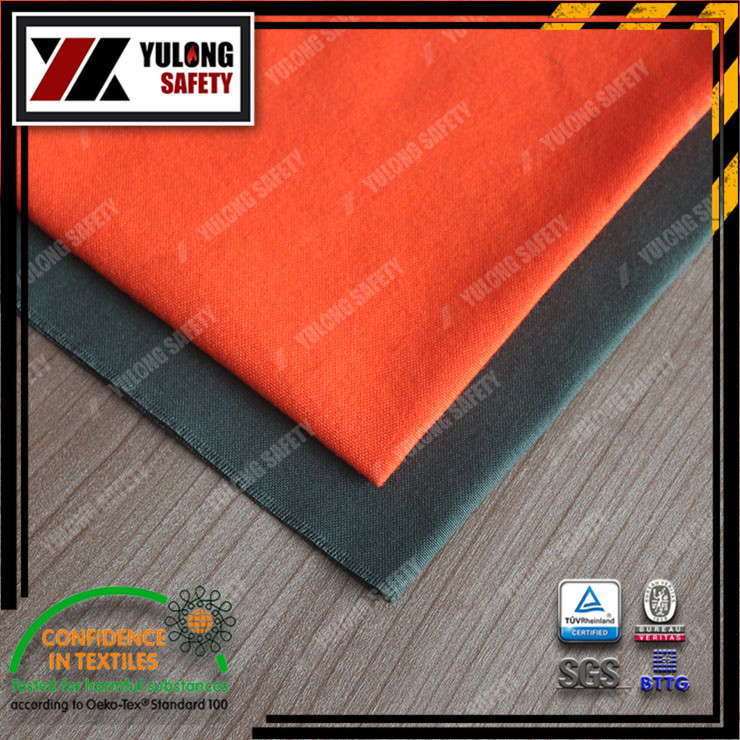 protection aramid fire retardant fabric
