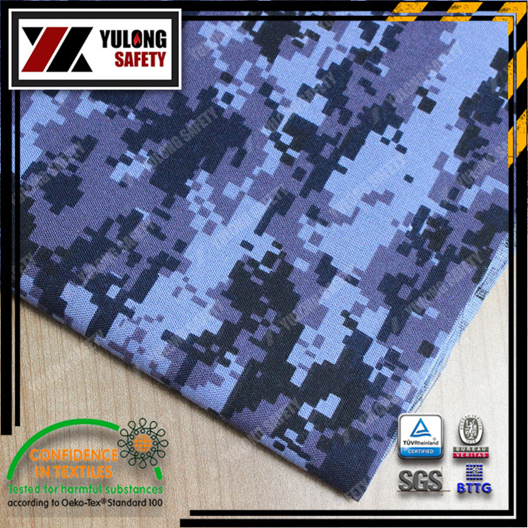 aramid IIIA flame retardant fabric