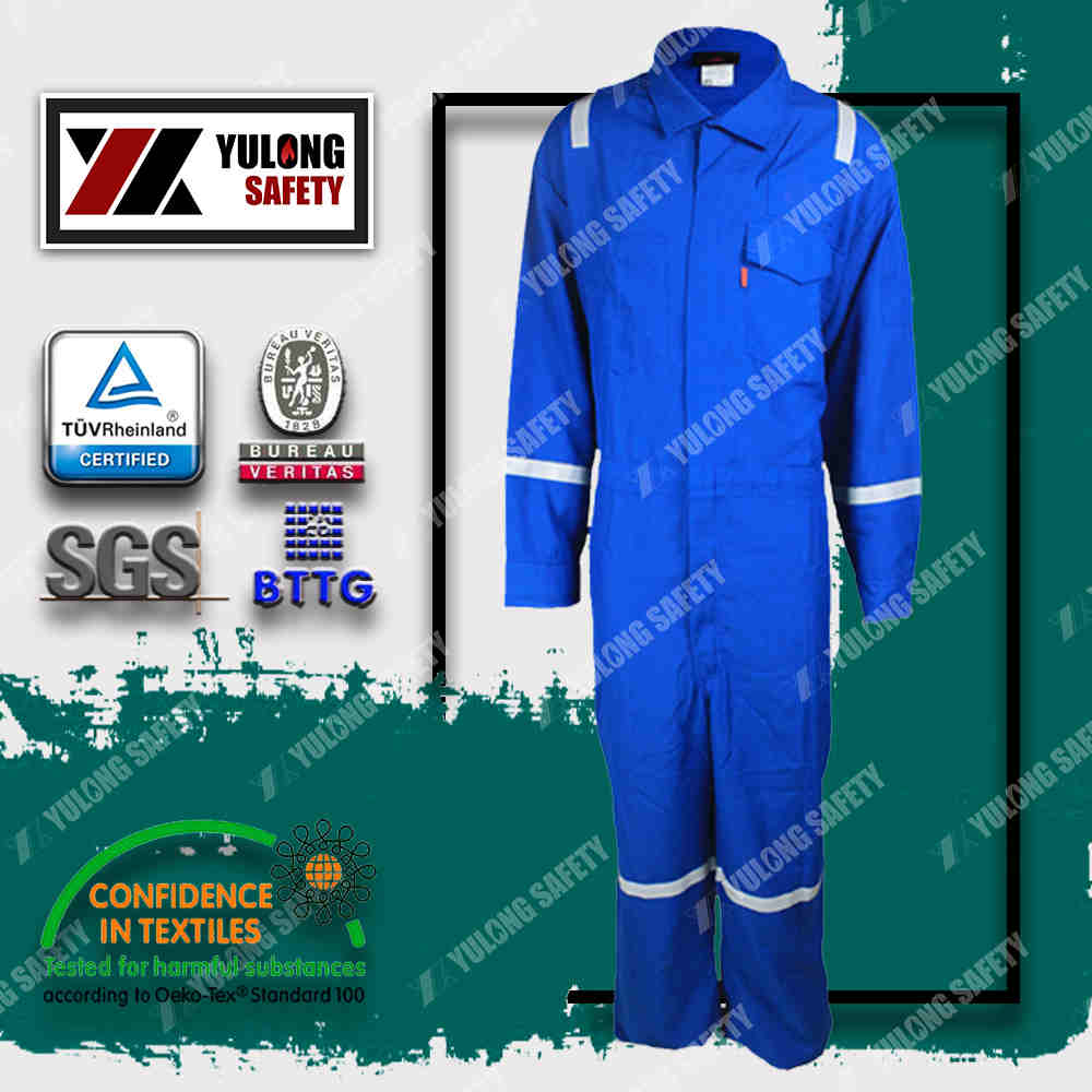 flame retardant protective clothing