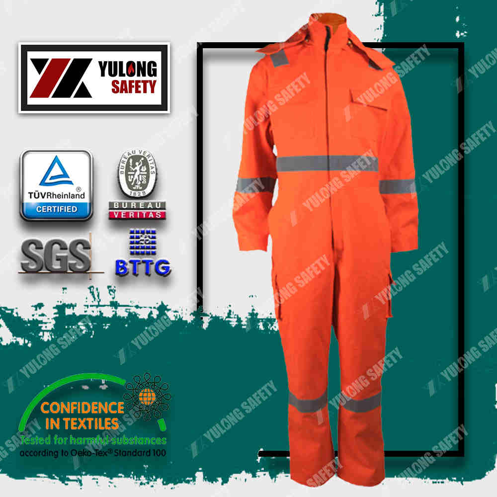 thermal protective garments
