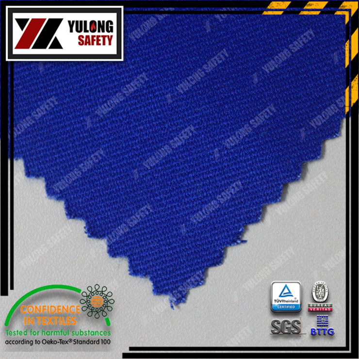flame retardant fabric from Yulong Textile