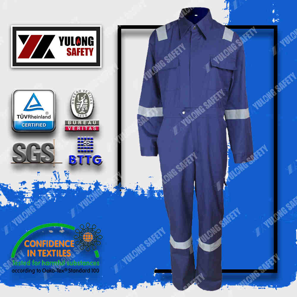fireproof workwear