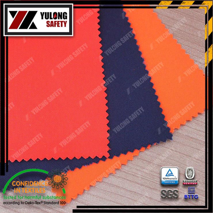 flame protective fabric