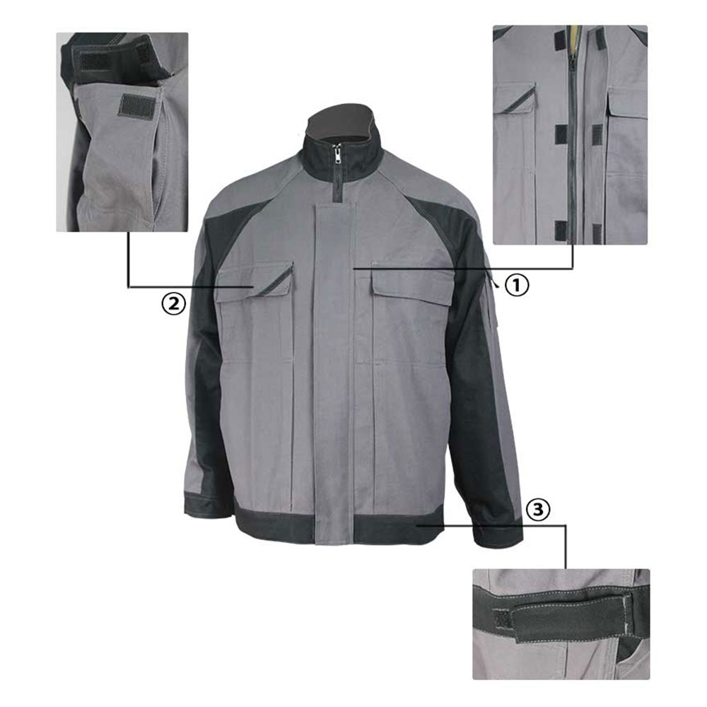 fire proof anti static jacket