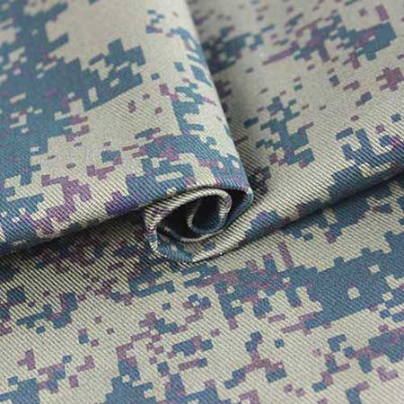 camouflage protective fabric