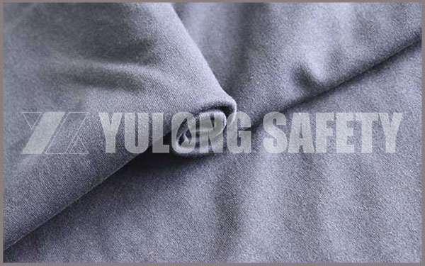 modacrylic cotton flame retardant knitted fabric