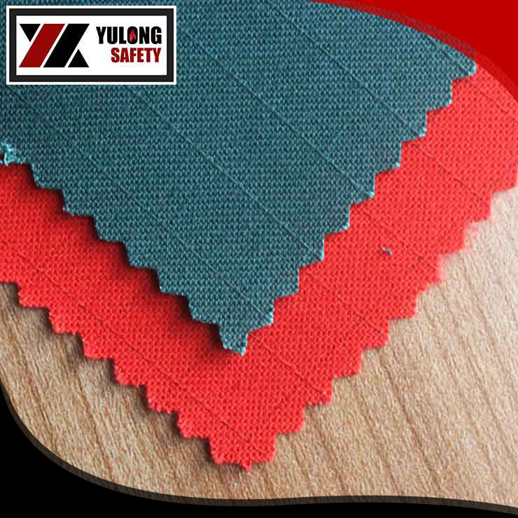 C/N 88/12 cotton nylon fire retardant fabric of 370g