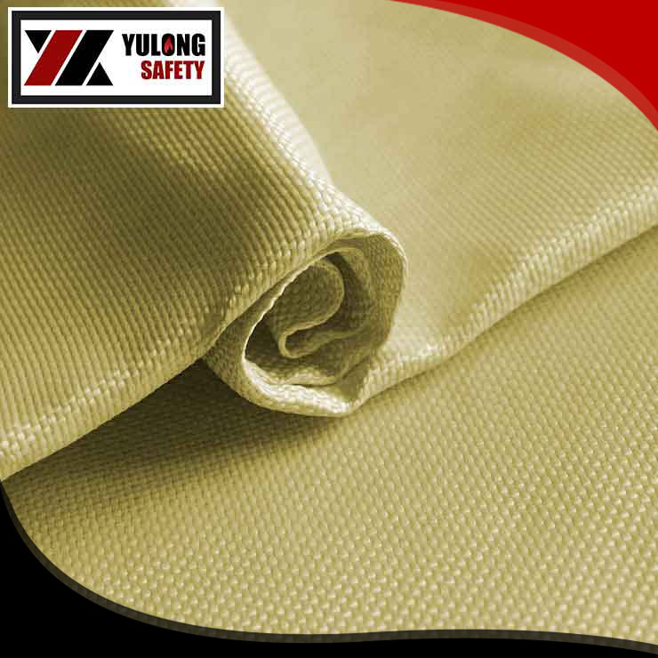 Bulletproof para-aramid fire-retardant fabric